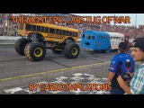 THE MOST EPIC CARS TUG OF WAR/TUG OF WAR GONE WRONG
