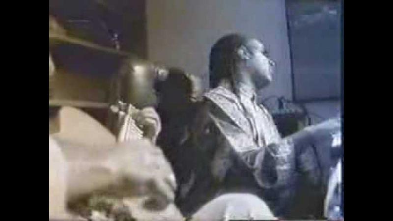 Gilberto Gil and Stevie Wonder