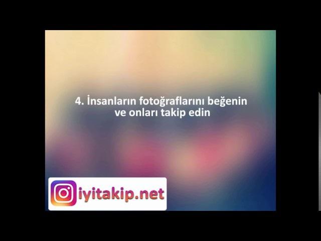 Instagram takipçi kazanma yöntemleri, instagram beğeni