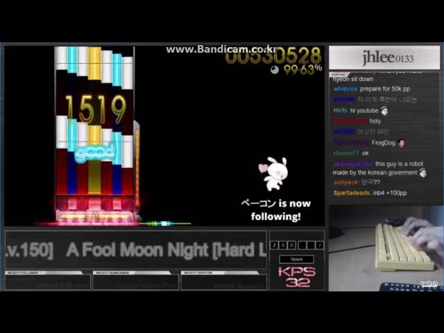 ★16 38 A Fool Moon Night 10 221pp 1 osu mania