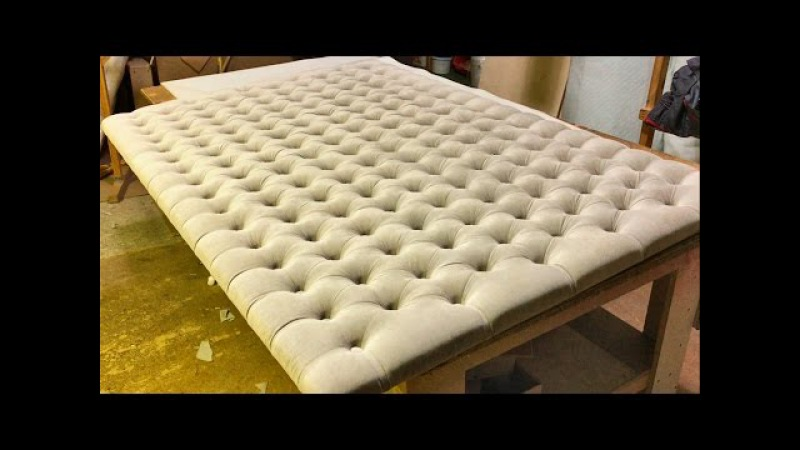 Как сделать мягкие панели для стен мастер класс