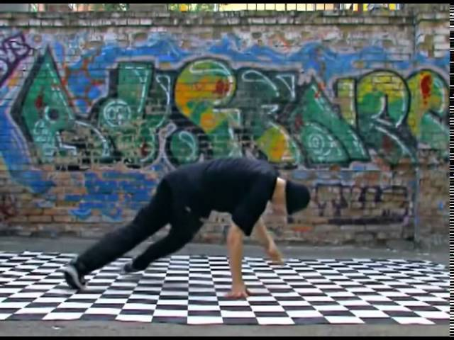 How to Breakdance - Ruffneck Attack Tutorial - Footwork Level Part 2
