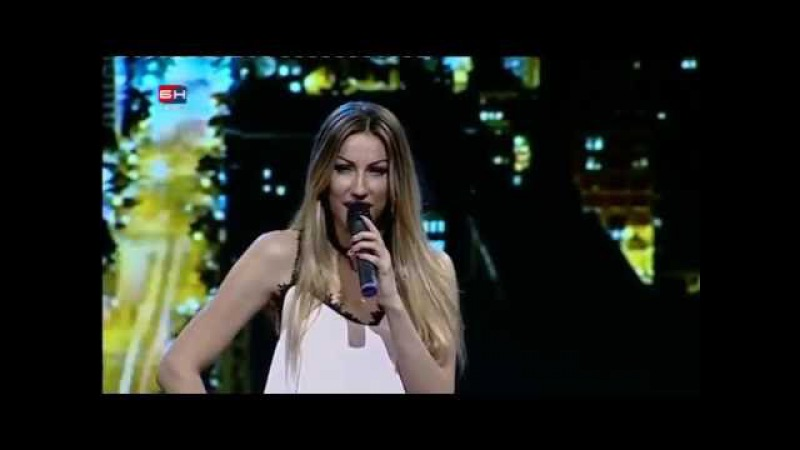 Rada Manojlovic - Nikada vise - (LIVE) - BN Koktel - (TV BN 17.10.2016.)