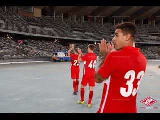 Видеообзор матча Спартак - Копенгаген