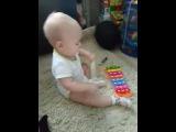 Arin vs Safri Duo - Baby Drums