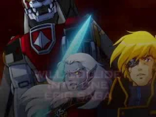Robotech Voltron Crossover Comic Promo Video