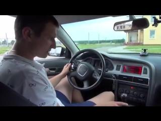 Авто обзор (Тест драйв,Анти тест-драйв) #Audi A6 C6 2007 2.7 180 лс
