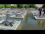 У Броварах розпочали працювати фонтани - радість для дітлахів та розрада у спекотні дня