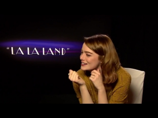 Emma Stone Can Relate to Her Character MIA  LA LA LAND Interview