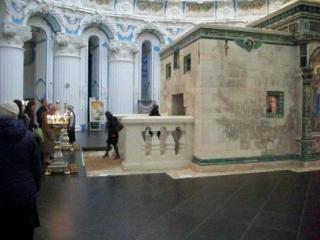 Ново-Иерусалимский монастырь, г.Истра, 15 октября 2016г