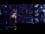 Sasha Son - Love (Литва) Евро 2009. Одна из самых любимых песен Евровидения. Цепляет до сих пор, а ведь столько лет прошло!