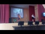 НРТК Фестиваль солдатской песни Софья Баженова и Алена Тихомирова