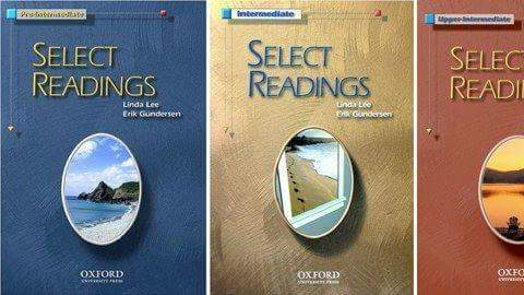 Select Readings Oxford Audio
