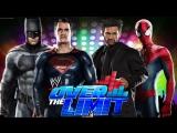 Бэтмен и Супермен против Человека-Паука и Росомахи