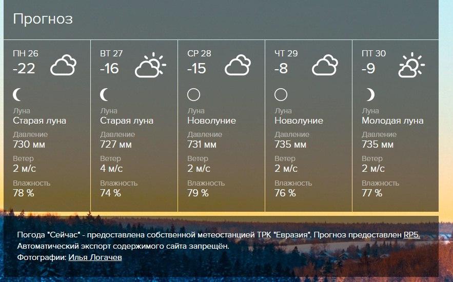 ВКрасноярске вновогоднюю ночь будет тепло