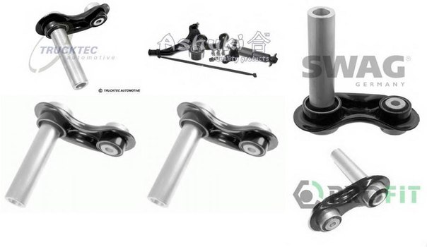 Куполообразная стойка для BMW Z8 (E52)