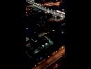 Вечерний Екатеринбург с 52-го этажа небоскреба Высоцкий.