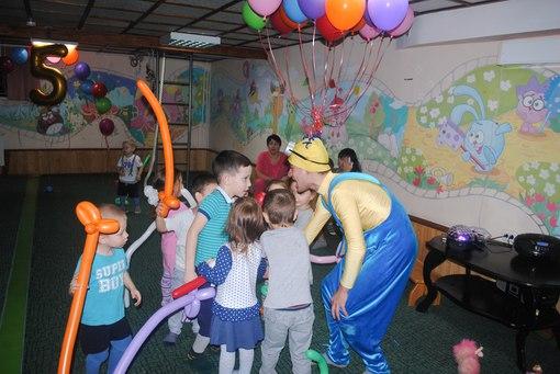 5 лет детскому саду