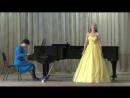 Дж.Верди Песня Оскара из оперы Бал-Маскарад
