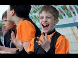 В Киеве проходит финальный турнир проекта «Давай, играй!» под эгидой Шахтера