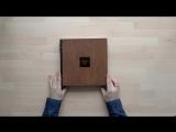 Классическая фотокнига | woodenbook | IM.FRAME