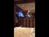 РЕСТОРАН БАКИНСКИЙ ДВОРИК ПЕСНЯ АЗЕРБАЙДЖАНСКАЯ АА ТАНЦУЕТ АРМЯНИ...