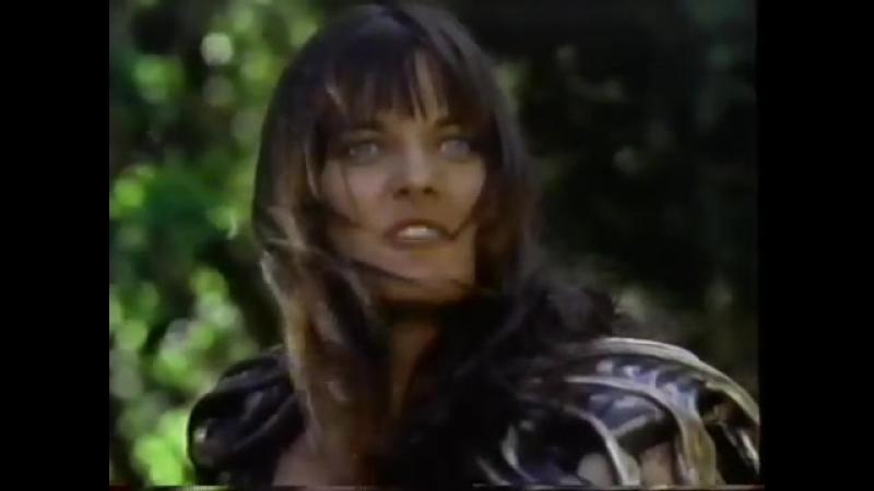 Hercules - The Legendary Journeys - The Xena Trilogy (1995) Promo (VHS Capture)