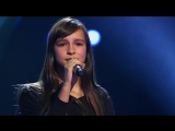 14-Year Old Britt SINGS Evanescences Bring Me To Life - Voice Kids