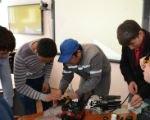 Специалисты «Ростелекома» провели мастер-класс по сварке «оптики» для студентов Калмыцкого университета