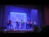 Танец в школе, День Учителя, песня Шмыгановской