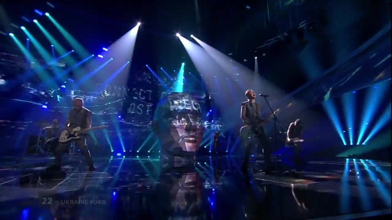O.Torvald - Time (Ukraine) LIVE at the Grand Final of the 2017 Eurovision Song C