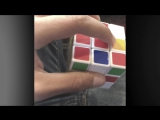 Как собирать кубик Рубика самый лёгкий способ объяснение!!!