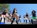 Клип танцы тачки девушки
