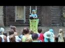 Кукольный моноспектакль Балда Семейный театрЛялька г.Псков