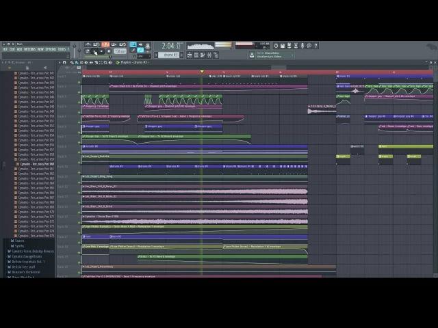 Teramite Ruin FL Studio 12 Playthrough