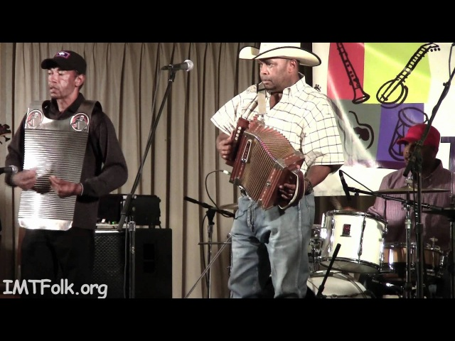 Zydeco a Pas Sale, Jeffery Broussard the Creole Cowboys