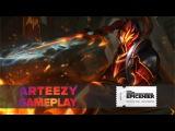 Arteezy (Dragon Knight) - TEAM SECRET vs. VIRTUS.PRO @  EPICENTER: Moscow