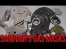 Обзор противогаза ПРВ-М (ШМ-70р и КРВ-М) | Soviet gas mask PRV-M