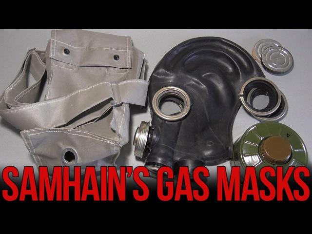 Обзор противогаза ПРВ-М (ШМ-70р и КРВ-М) | Soviet gas mask PRV-M » Freewka.com - Смотреть онлайн в хорощем качестве