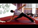 Duncan Wong, Korea Yoga Conference Global Mala Project, October 3, 2011