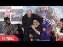 Remo D'Souza And Tiger Shroff Full Speech | A Flying Jatt Official Trailer Launch