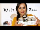 My Favorite Khadi Products !!