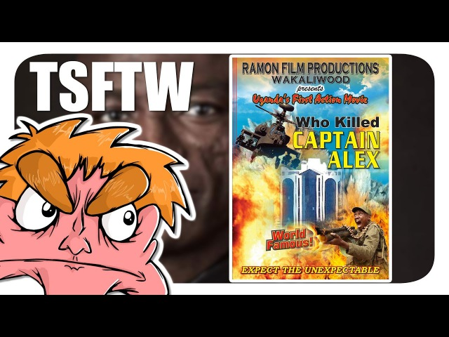 Who Killed Captain Alex (2010) - The Search For The Worst - IHE (Uganda's First Action Movie)