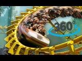 Tornado Rollercoaster Hellendoorn 360