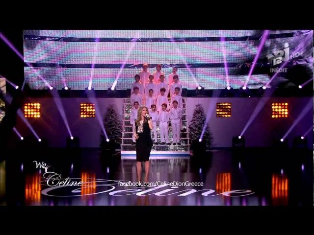 Céline Dion Le Miracle NRJ12 Christmas Special 2012 20 Decembre