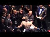 Conor McGregor's Gangsta UFC 205 Entrance To 50 Cent's