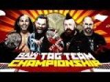 WWE Extreme Rules 2017 Raw Tag Team Championship The Hardy Boyz vs. Cesaro &amp Sheamus Predictions