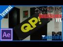 After Effects Tutorial ||Gravedad 0 QuickSilver Xmen