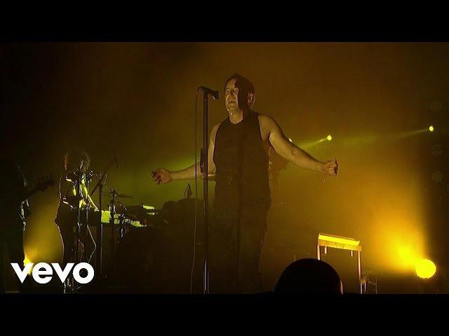 Nine Inch Nails VEVO Presents Nine Inch Nails Tension 2013