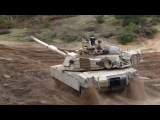 The best tank of the modern Abrams M1A2